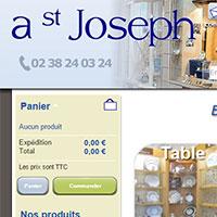 A Saint Joseph