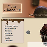 Boutique de démo Tout Chocolat
