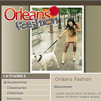 Boutique de démo Orléans Fashion