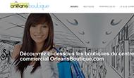 Portail OrleansBoutique.com version 2016